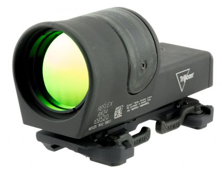 Trijicon 1x42mm Reflex Amber Dot Sight - 800047