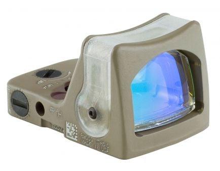 Trijicon RMR 1x Reflex Green Dot Sight, Flat Dark Earth Cerakote - 700210