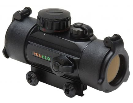 TruGlo Traditional Crossbow 1x30mm Red Dot Sight - TG8030B3