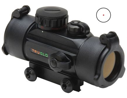 TruGlo Traditional 1x30mm Red Dot Sight - TG8030B