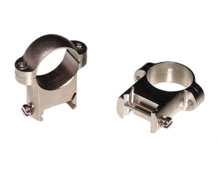 """Burris 1"""" High Steel Zee Ring, Nickel - 420086"""