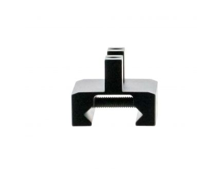 Sawgger 1-Piece Adapter, Hardcoat Anodized Black - SWAG-AD-PRA1
