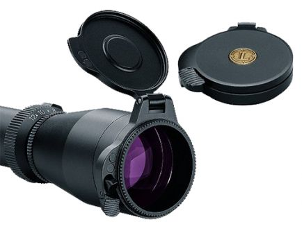 Leupold & Stevens Alumina Flip-Back Standard Eyepiece Lens Cover, 50mm - 62995
