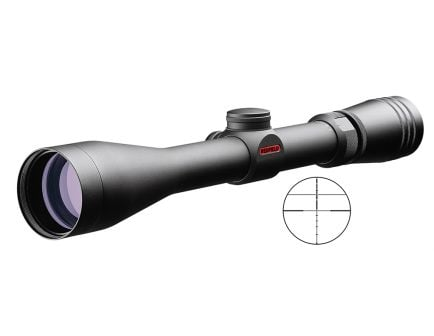 Redfield Revolution 3-9x40mm Accu-Range Rifle Scope - 67095