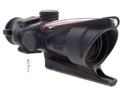 Trijicon ACOG 4x32mm Dual Illuminated Red 5.56/.223 BDC Triangle Rifle Scope - 100213