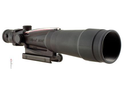 Trijicon ACOG 5.5x50mm Illuminated Red 5.56/.223 BDC Chevron Rifle Scope - 100173