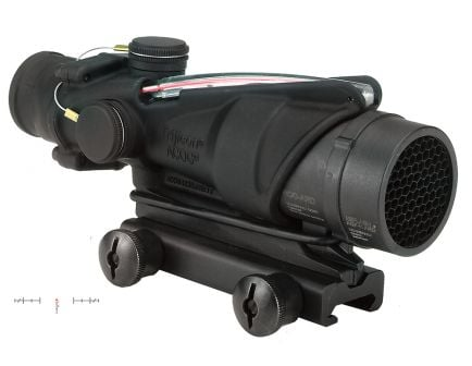 Trijicon ACOG 4x32mm Illuminated Red Chevron Rifle Scope - 100226