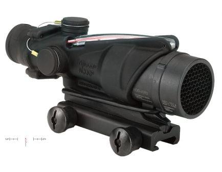 Trijicon ACOG 4x32mm Illuminated Red Chevron Rifle Scope - 100230