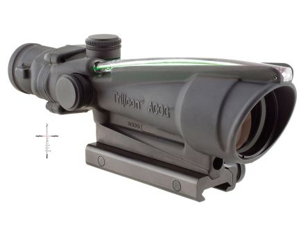 Trijicon ACOG 3.5x35mm Illuminated Green 5.56/.223 BDC Crosshair Rifle Scope - 100163