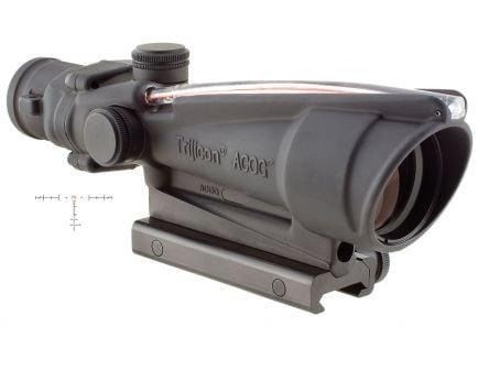 Trijicon ACOG 3.5x35mm Illuminated Red 5.56/.223 BDC Horseshoe Dot Rifle Scope - 100153