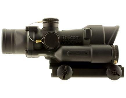 Trijicon ACOG 4x32mm Illuminated Green .300 Blackout BDC Crosshair Rifle Scope - 100432