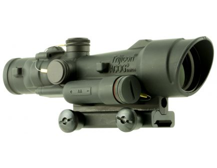Trijicon ACOG 3.5x35mm Illuminated Green 5.56/.223 BDC Crosshair Rifle Scope - 100496