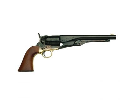 Traditions Black Powder 1860 Army .44 Revolver, Color Case Hardened - FR18602