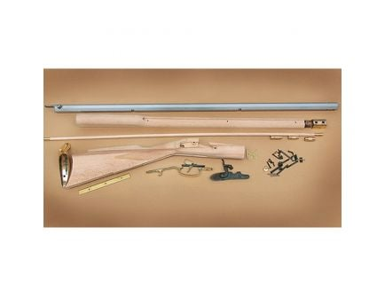 Traditions Kentucky .50 Sidelock Rifle Kit, Blue - KRC52206