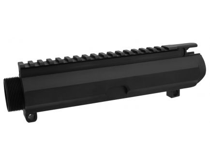 Tacfire .308 Win/7.62x51mm Low-Profile Stripped Upper Receiver for Billet DPMS Gen 1 Rifles, Hardcoat Anodized Black - UP308-G3