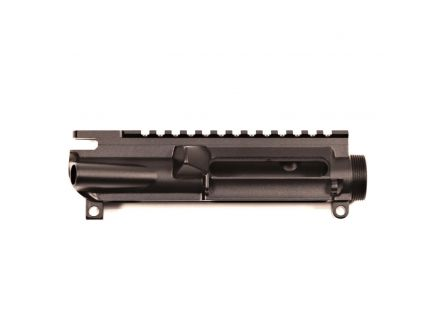 Noveske Stripped Upper Receiver for AR-15 Gen 1 Style Rifle, Type III Mil-Spec Hardcoat Anodized Black - 03000083