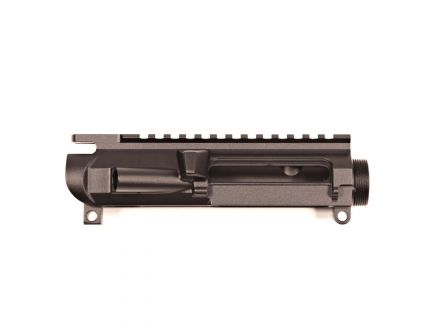 Noveske Stripped Upper Receiver for AR-15 Gen 3 Style Rifle, Type III Hardcoat Anodized Black - 03000031