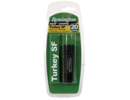 Remington Rem Choke 20 Gauge Turkey Super Full Extended Choke Tube - 19625
