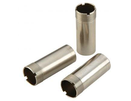 Beretta MobilChoke 12 Gauge Improved Cylinder Flush Choke Tube, Silver - JCTUBE16