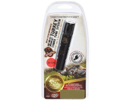 Hevi-Shot 20 Gauge Extended Range Crio Plus Ported Turkey Choke Tube, Black - 230123