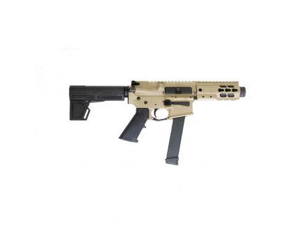 "Brigade Manufacturing 5.5"" 9mm AR Pistol, Cerakote FDE - A0915521"