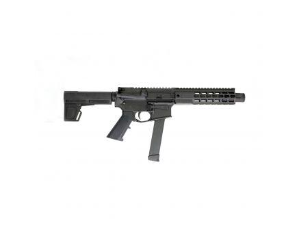 "Brigade Manufacturing 9"" 9mm AR Pistol, Cerakote Armor Black - A0919011"