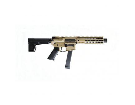 "Brigade Manufacturing 9"" 9mm AR Pistol, Cerakote FDE - A0919021"