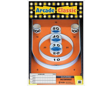 """Action Target 23"""" x 35"""" Arcade Classic Target, 100/box - GS-SKEE-1000"""