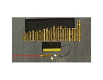 Aim Shot Multi-Caliber Master Rifle Laser Boresight Kit - KTMASTERRED