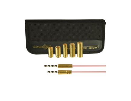 Aim Shot Universal Laser Boresight Pistol Kit - KTPISTOL