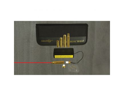 Aim Shot 243/308 Win/7.62x54mm Modular Laser Boresight Rifle Kit - MBSKIT3