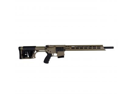 Alexander Arms Blitz .6.5 Grendel Semi-Automatic Complete AR-15 Rifle, Cerakote FDE - RBL65DEVE