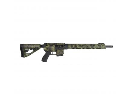 Alexander Arms Hunter .6.5 Grendel Semi-Automatic Complete AR-15 Rifle, Woodlands Camo - RHU65PWVE