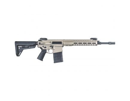 Barrett REC10 Carbine .308 Win Semi-Automatic AR-10 Rifle, Cerakote Tungsten Gray - 16924