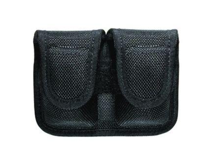 Bianchi AccuMold 7301 Double Speedloader Pouch, Textured Black - 17400