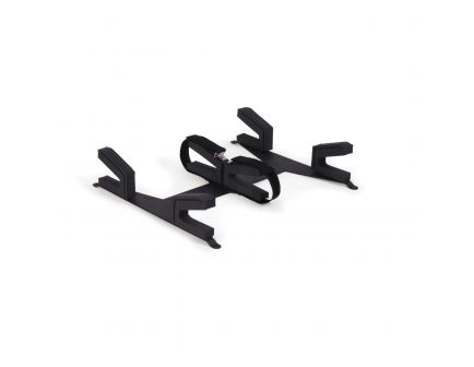 Big Sky Racks Sky Bar Black Steel Overhead 2-Gun Rack for Rifles - BSR-2