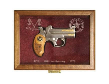 Bond Arms Texas Ranger 200th Anniversary .45 LC/410 Gauge Handgun - BATR