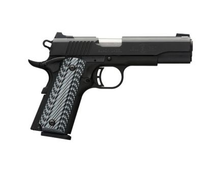 Browning 1911-380 Black Label Pro Full Size .380 ACP Pistol, Blk - 051906492