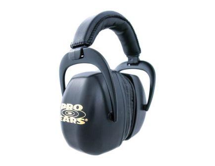 Pro Ears Ultra Pro 30 dB Behind the Head Passive Earmuff, Black - PEUPB