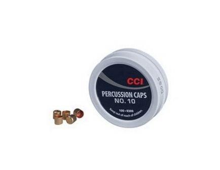 CCI Brass Percussion Cap, #11 Magnum - 0310