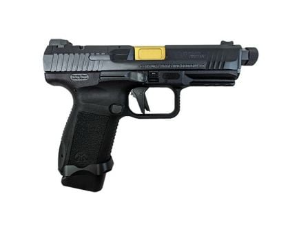 Canik TP9 Elite Combat Executive 9mm Pistol w/ Vortex Viper Red Dot, Black - HG4950V-N
