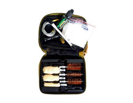 Clenzoil Shotgun Multi-Gauge Cleaning Kit, 9 Piece, Tan Case - 2695