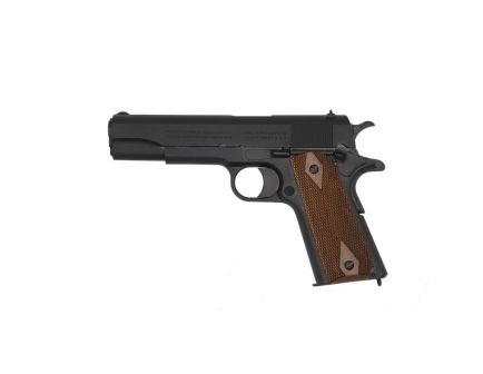 Colt 1911 Black Army .45 ACP Pistol, Matte Blue - O1911M
