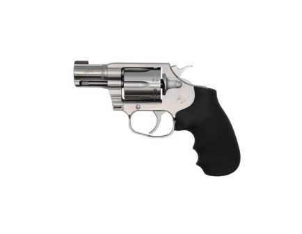 Colt Cobra Small .38 Spl Revolver, Brushed Stainless Steel - COBRASB2BB
