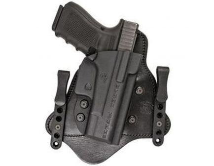 Comp-Tac Victory Gear MTAC Right Hand Sig P320X Compact Premier IWB Hybrid Holster, Black - 10225-C225SS260RBSN
