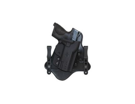 Comp-Tac Victory Gear MTAC Right Hand S&W Shield EZ 380 Premier IWB Hybrid Holster, Black - 10225-C225SW250RBSN