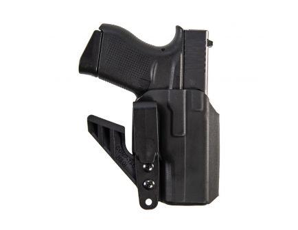 Comp-Tac Victory Gear eV2 Right Hand Glock 43 Appendix IWB Holster, Black - 10756-C756GL069RBKN