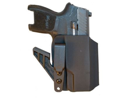 Comp-Tac Victory Gear eV2 Right Hand Sig Sauer P320 Sub-Compact Appendix IWB Holster, Black - 10756-C756SS231RBKN