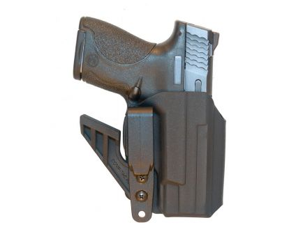 Comp-Tac Victory Gear eV2 Right Hand S&W M&P Shield 9mm 40 Appendix IWB Holster, Black - 10756-C756SW146RBKN