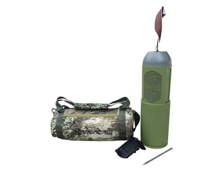 Convergent Bullet HP Electronic Rechargeable Complete Bluetooth Game Calling System, Green - HP4000KIT